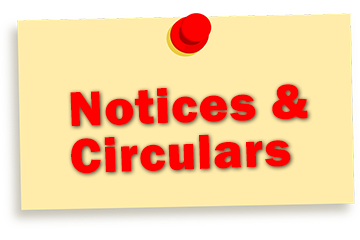 Instant Notices and Circular